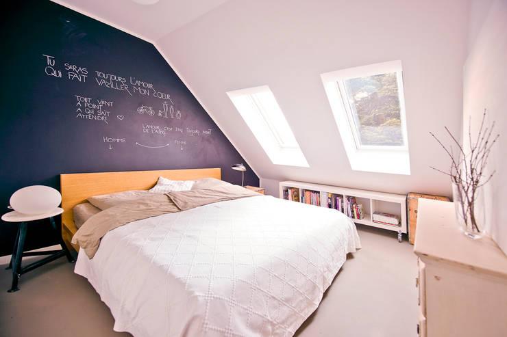 Bedroom by freudenspiel - Interior Design