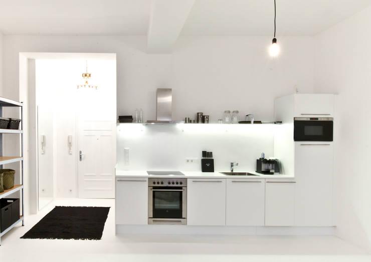 مطبخ تنفيذ freudenspiel - Interior Design