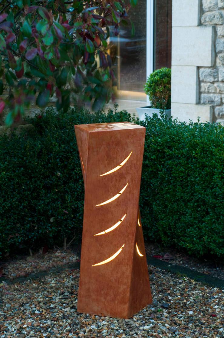 The Furtho in Sienna Haze:  Garden  by Jalu Ltd