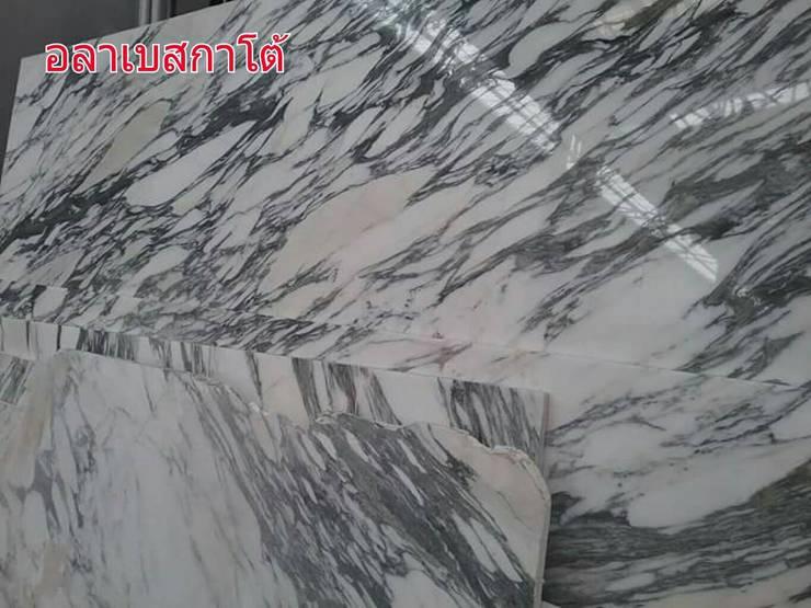 หินอ่อนและหินแกรนิตปูพื้น ทำเคาน์เตอร์ สวยสะดุดตา :   by SIAMTAK CO., LTD.
