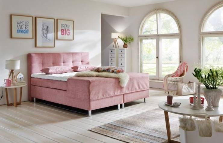 Schlafzimmer: ausgefallene Schlafzimmer von Stilpolster