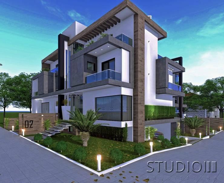 Sobrado:   por Studio III Arquitetura