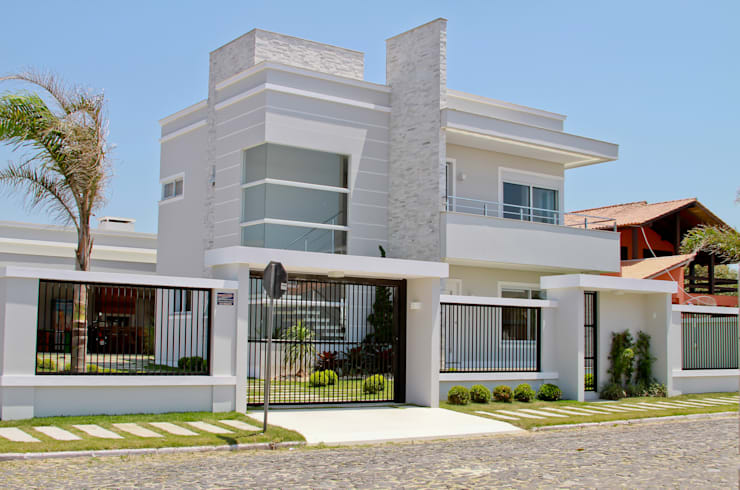 Casas de estilo  por Arquiteta Luana Turatti