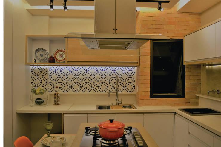 مطبخ تنفيذ Bino Arquitetura