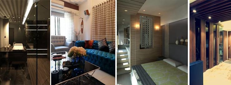 Cover Photo: modern Living room by Ramnani & Associates