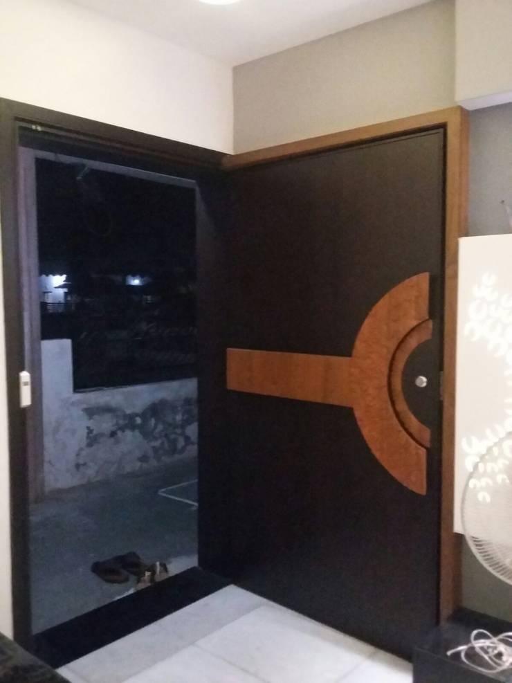 MR. HARSHIT HOUSE:  Windows by IDcreators Interior Designers