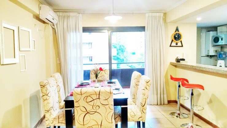 Decoración Interiores: Comedores de estilo  por LOSADA ARQUITECTURA,