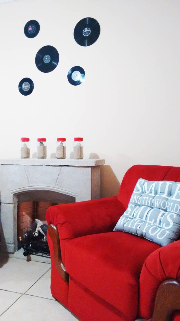 Decoración: Livings de estilo  por LOSADA ARQUITECTURA,