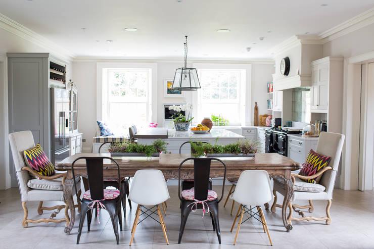 Projekty,  Kuchnia zaprojektowane przez Thompson Clarke
