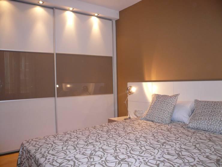 Dormitorios de estilo  por ac2bcn