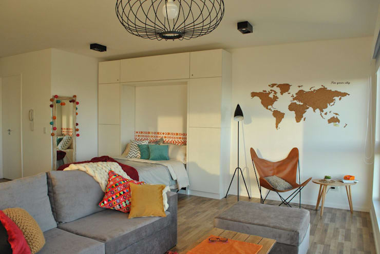 Bedroom by MINBAI,