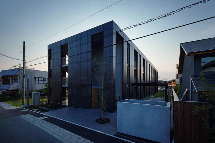 カントK: 一級建築士事務所 こよりが手掛けた家です。