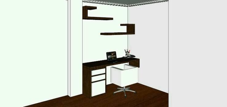 proyecto salitre: Estudios y despachos de estilo  por Mobelmuebles