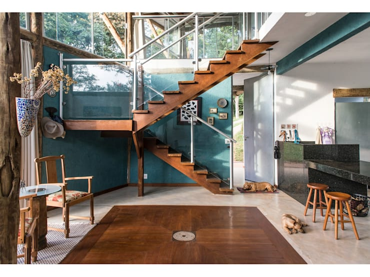 房子 by JOAO DINIZ ARQUITETURA