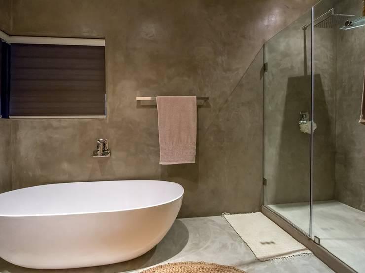 Turnkey Interior Project—Silver Lakes, Pretoria:  Bathroom by Riverwalk Furniture