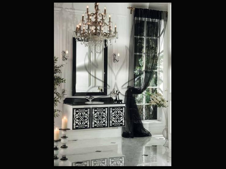 Kapars Mobilya & Dekorasyon – Klasik Banyo Projeleri :  tarz Banyo