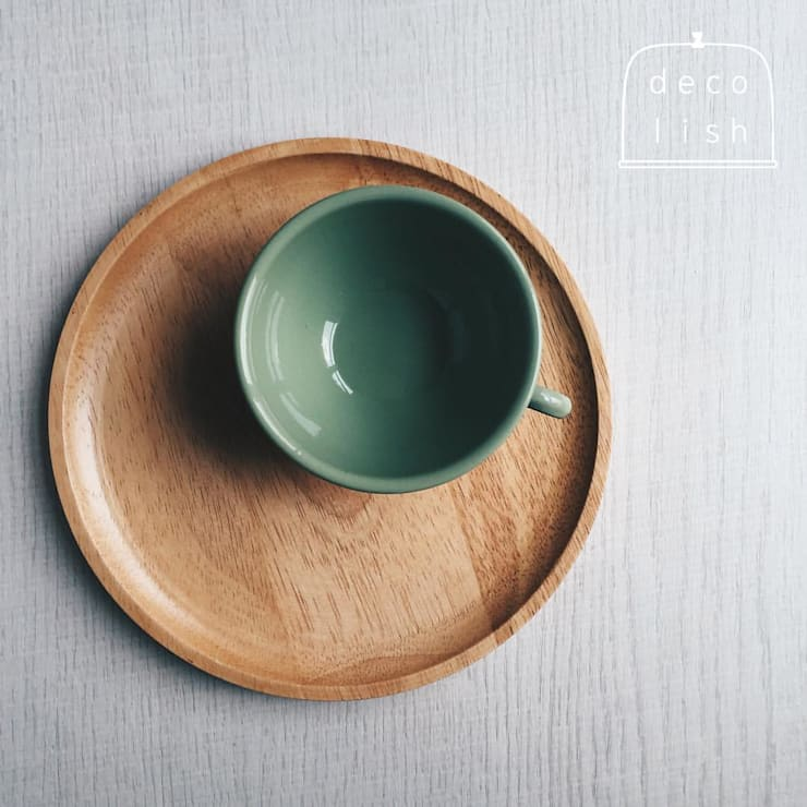 Green tea cup:   by decolish
