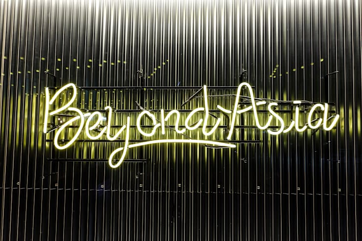 Beyond Asia 비욘드 아시아: lineworks workshop의  레스토랑