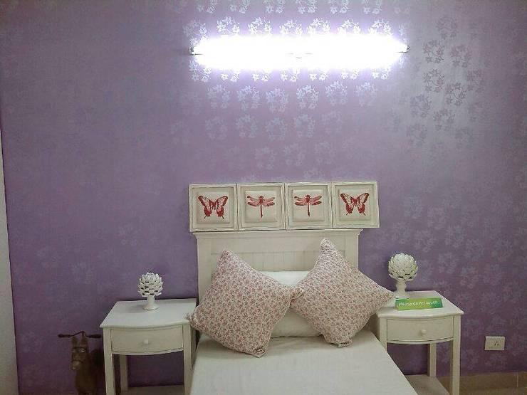 غرفة نوم تنفيذ RAWAT PAINTERS