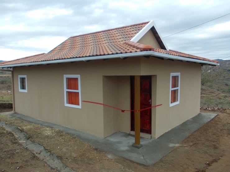 Casas de estilo  por Readykit Cape (Pty) Ltd
