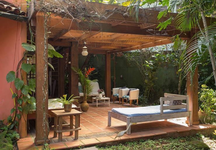 Hành lang by SET Arquitetura e Construções