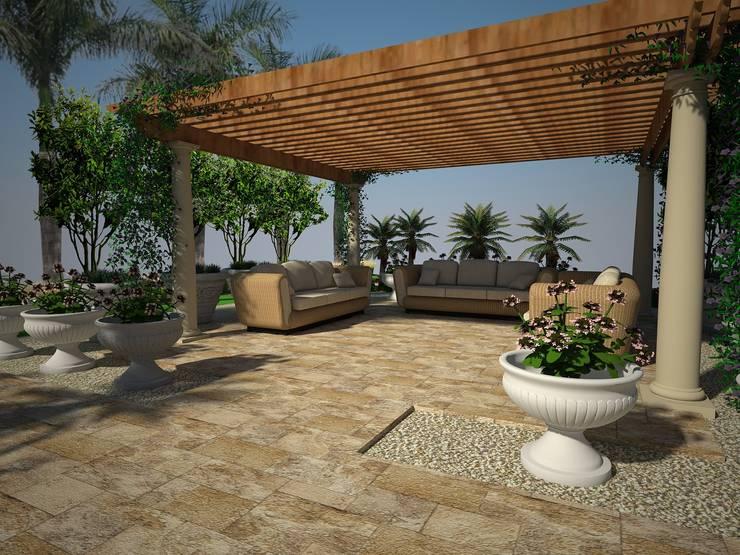 Pergolas Metalicas Para Jardin Pergolas Metalicas Para Jardin With - Pergolas-metalicas-para-jardin