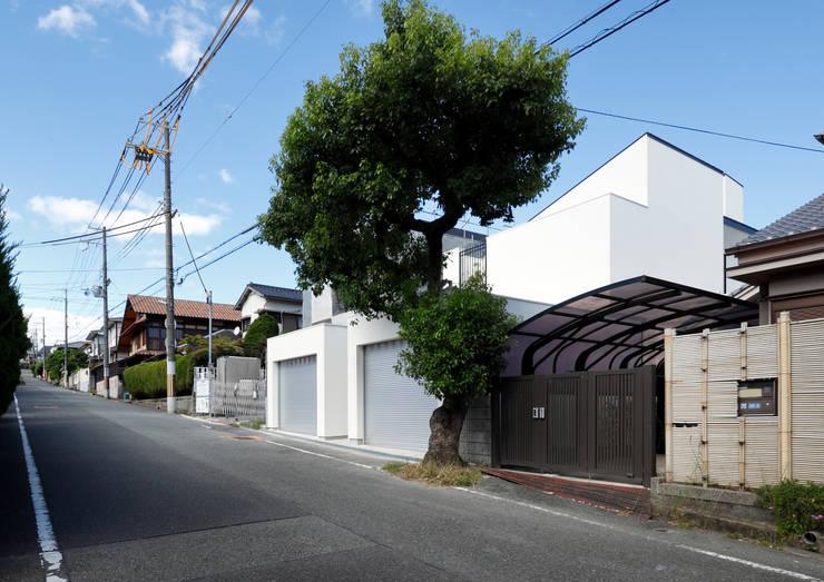 Nhà by 近藤晃弘建築都市設計事務所