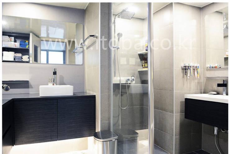 욕실 시공 Bath : (주)토바시스템의  욕실