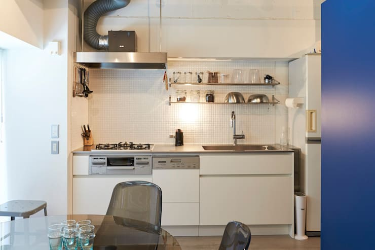 ห้องครัว by 株式会社ブルースタジオ
