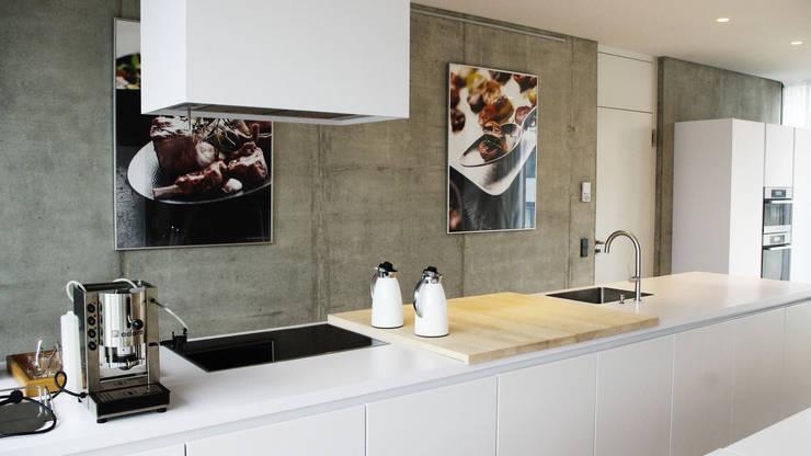 مطبخ تنفيذ Möbel Rau GmbH
