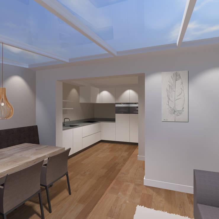 3d impressie 4 serre:  Serre door Anne-Carien Interieurarchitect
