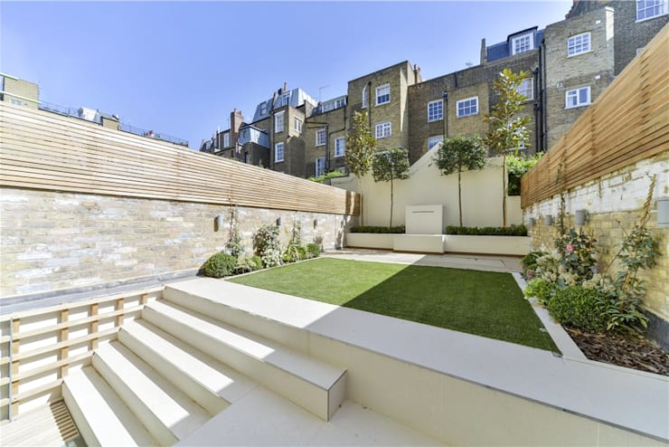 Halsey Street SW3: modern Houses by APT Renovation Ltd
