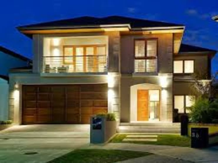 fachadas :  de estilo  por diseño