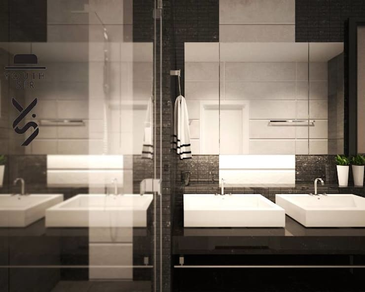 Bagno in stile  di youth-sir interior design