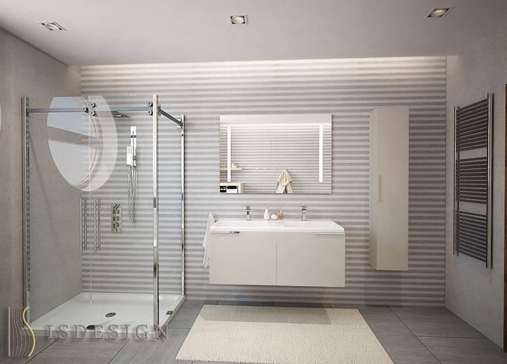 Ванная комната: Ванные комнаты в . Автор – ISDesign group s.r.o., Эклектичный