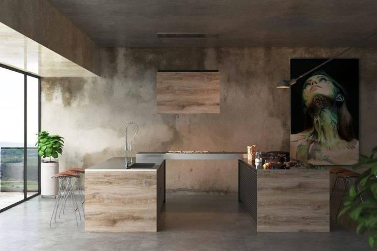 Kitchen by SolidART Digital Architecture