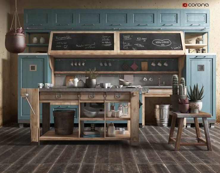 مطبخ تنفيذ SolidART Digital Architecture
