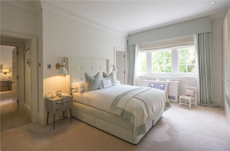 Trebovir Road, SW5: modern Bedroom by APT Renovation Ltd