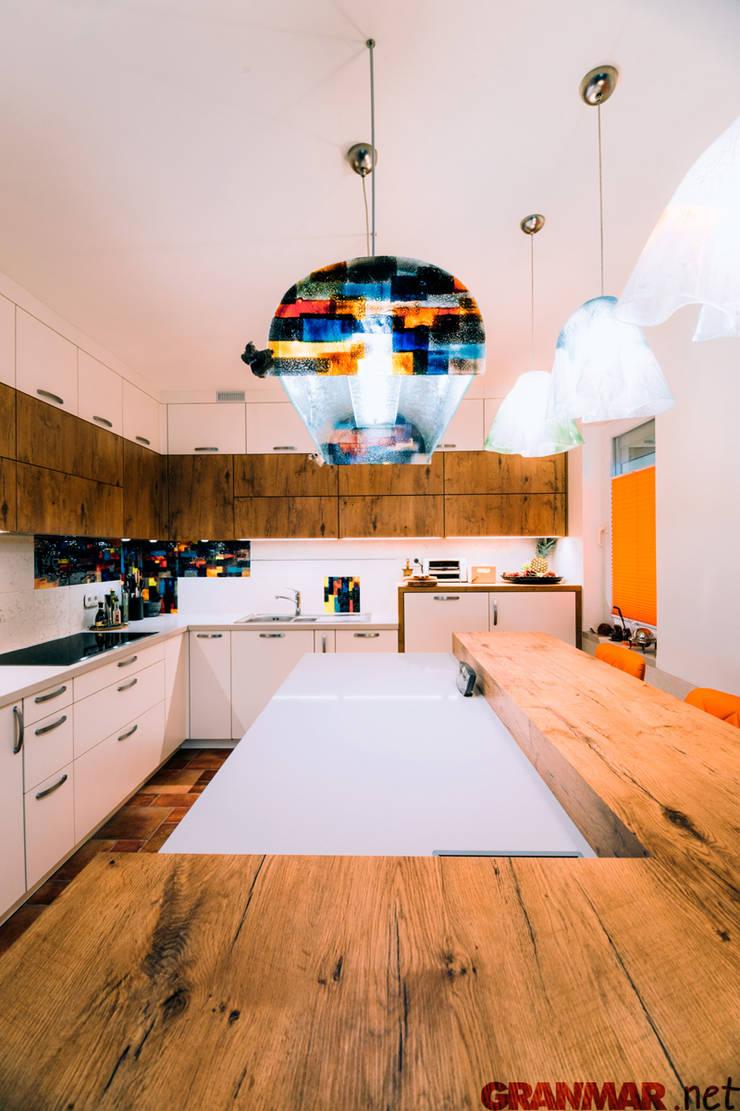Kuchnia Artystyczna Von Granmar Borowa Gora Granit Marmur