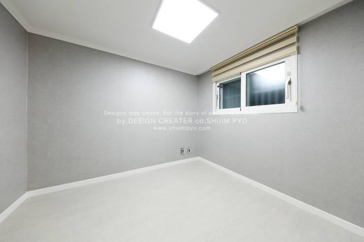 서재: 쉼표디자인SHUIMPYO DESIGN의  방