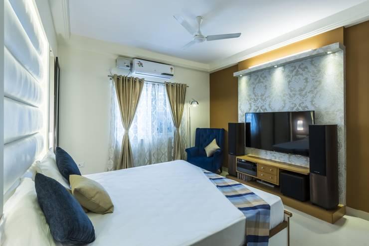 Bedroom by Nandita Manwani