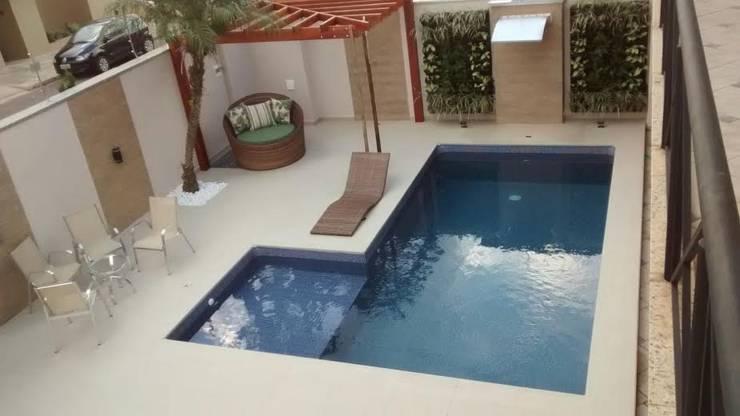 21 ideias de piscinas pequenas que voc pode ter em seu for Piscinas hinchables pequenas baratas
