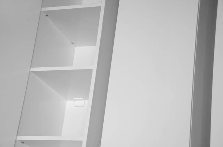 Zoom interior: Livings de estilo  por Espacio Gaddi,