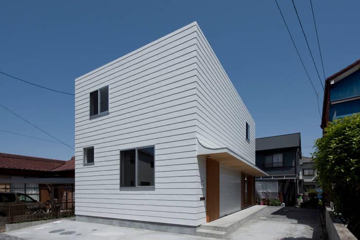房子 by 浦瀬建築設計事務所