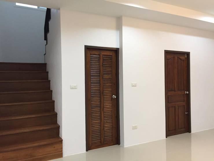บ้านเดี่ยว2ชั้น3ห้องนอน3ห้องน้ำ1ห้องครัว :   by Thaisamran