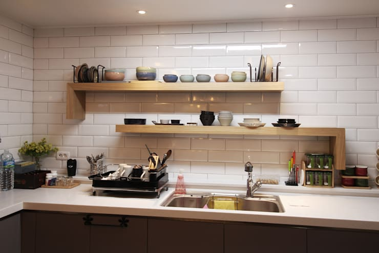 classic Kitchen by 까사델오키드