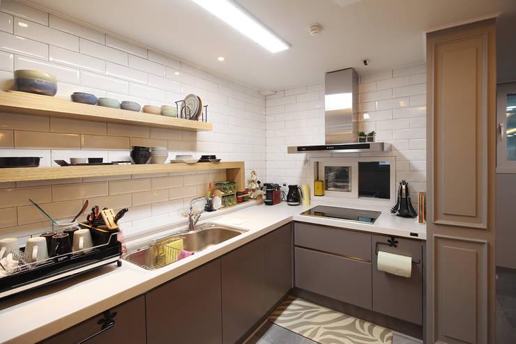 廚房 by 까사델오키드