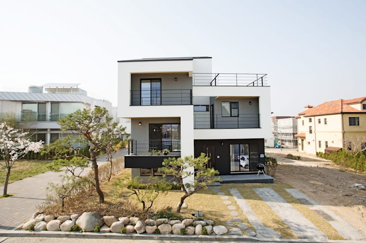 Rumah by 창조하우징