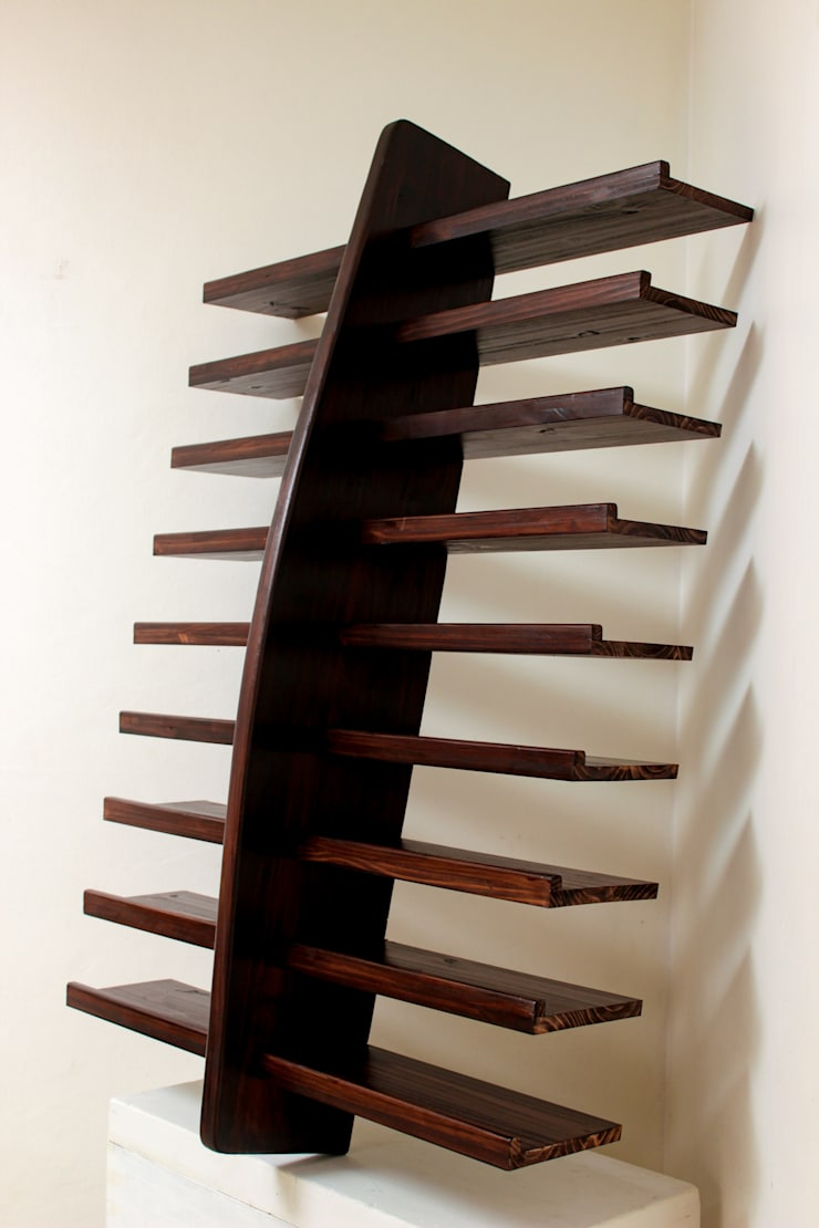 Wall Shelf :  Bedroom by Vintage Living Design Co