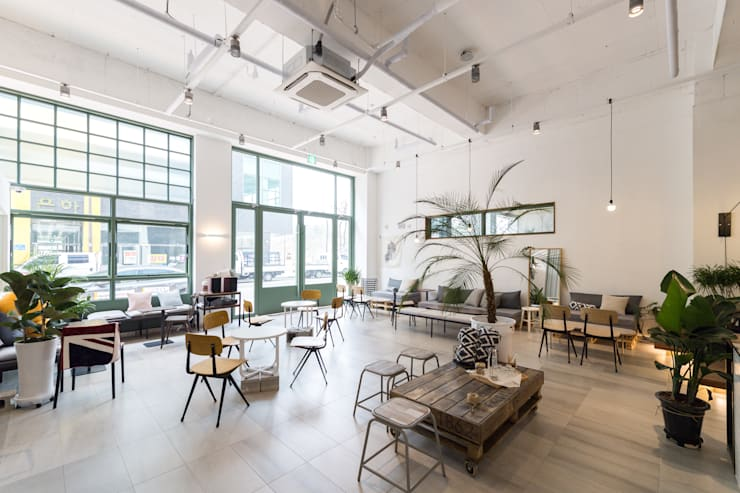 Commercial Spaces by 10mm 십미리디자인